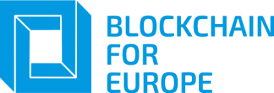blockchain for europe logo